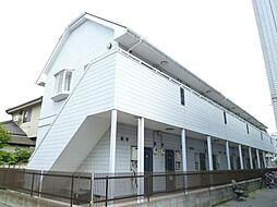 ブルーメイワタNo.2[109号室]の外観