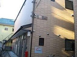 東京都江戸川区瑞江2丁目の賃貸アパートの外観