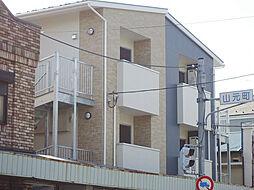 神奈川県横浜市中区山元町1丁目の賃貸アパートの外観