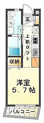 Giulia須磨浦 III[3階]の間取り