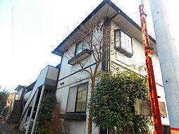 木曽呂ハイツA[2階]の外観