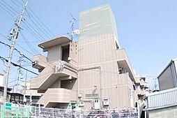 秋山ビル[205号室]の外観