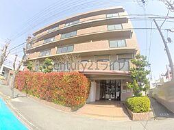兵庫県宝塚市小林4丁目の賃貸マンションの外観
