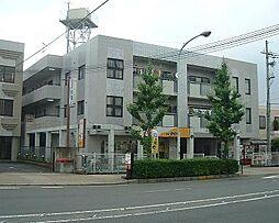 京都府長岡京市今里三ノ坪の賃貸マンションの外観