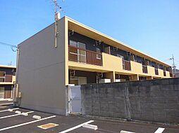 滋賀県近江八幡市中村町の賃貸マンションの外観