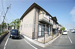 ロイヤルグレース花田A棟[A202号室]の外観