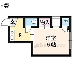 深草駅 2.5万円