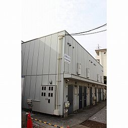 三栄ハイツ[203号室]の外観