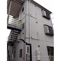 田尻アパート[1F号室]の外観
