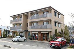 兵庫県三木市緑が丘町西5丁目の賃貸マンションの外観