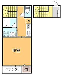 南久留米駅 4.1万円
