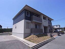 兵庫県神戸市西区小山2丁目の賃貸アパートの外観