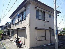 黒坂アパート[101号室]の外観
