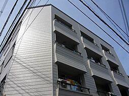 森小路矢野マンション[4階]の外観