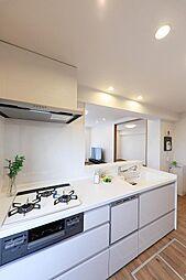 パナソニック製システムキッチン新品交換(食洗機付)