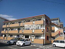 静岡県浜松市中区小豆餅3丁目の賃貸マンションの外観