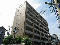 大阪府茨木市春日1丁目の賃貸マンションの外観