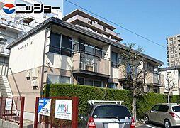 フォーブル渋谷B[1階]の外観