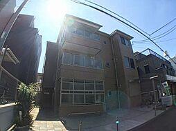 ナイスコーポ豊津[1階]の外観