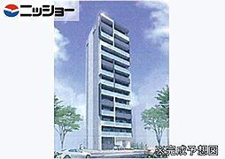 スプリームヒルズ鶴舞[9階]の外観
