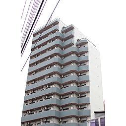 コスモ亀有V[11階]の外観