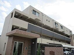 大阪府寝屋川市河北東町の賃貸マンションの外観