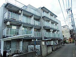神奈川県横浜市港北区日吉3の賃貸マンションの外観