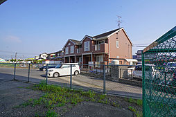 岡山県岡山市東区金岡東町2丁目の賃貸アパートの外観