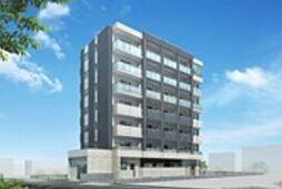 仮)中区正木3丁目自宅併用店舗マンション[3階]の外観
