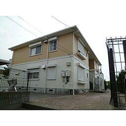 松ヶ丘中央ハイツA棟[201号室]の外観