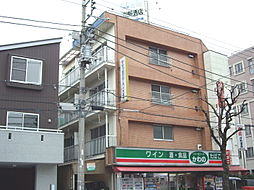 東京都板橋区高島平7丁目の賃貸マンションの外観