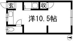 加茂の荘[2階]の間取り