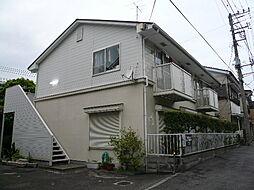 神奈川県横須賀市上町3丁目の賃貸アパートの外観