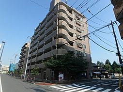 コーポホワイトシティIII番館[8階]の外観