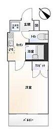 ガラ・ステージ日本橋人形町[7階]の間取り
