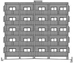 (仮称)延岡・祇園町2丁目マンション[103号室]の外観