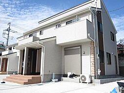 [テラスハウス] 神奈川県横浜市神奈川区三ツ沢上町 の賃貸【/】の外観
