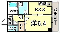 ファゼンダ78[2階]の間取り