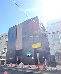 東京都三鷹市井口3丁目の賃貸アパートの外観