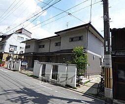 京都府京都市上京区御前通一条上る馬喰町の賃貸アパートの外観