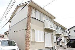 千葉県市川市本北方1の賃貸アパートの外観