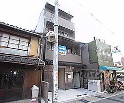 京福電気鉄道北野線 北野白梅町駅 徒歩5分の賃貸マンション