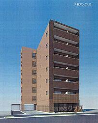 ベラジオ京都烏丸十条[3階]の外観