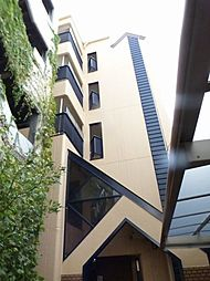 兵庫県西宮市社家町の賃貸マンションの外観