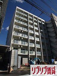 千葉県千葉市美浜区幸町2丁目の賃貸マンションの外観