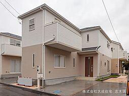 一戸建て(新座駅からバス利用、98.40m²、3,080万円)