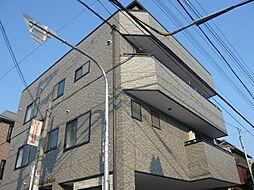 大阪府大阪市平野区流町2丁目の賃貸マンションの外観