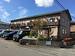 広島県広島市南区向洋新町1丁目の賃貸アパートの外観