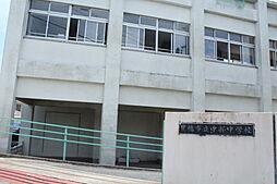 豊橋市立中部中学校(960m)