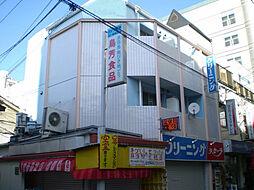 大阪府豊中市蛍池中町2丁目の賃貸マンションの外観